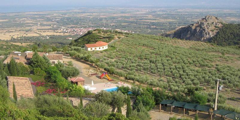 Agriturismo San Fele - Cerchiara di Calabria (Cosenza)