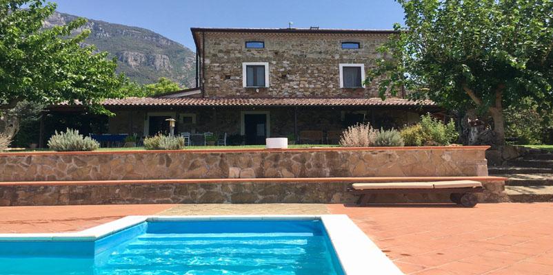 Agriturismi in provincia di salerno campania - Agriturismo in campania con piscina ...