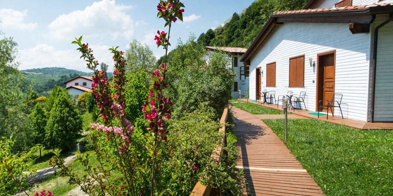Agriturismo sulle colline romagnole - Agriturismo con piscina emilia romagna ...