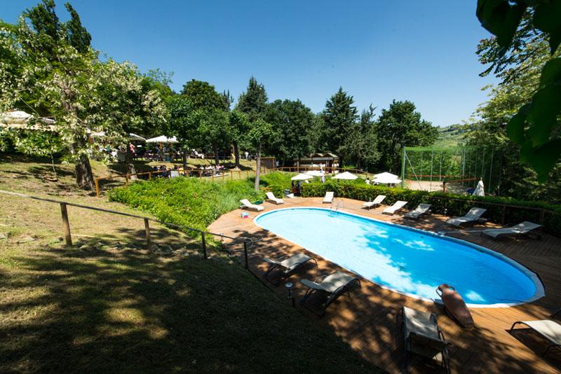 Agriturismo freelandia parco in collina montescudo rimini - Agriturismo rimini con piscina ...