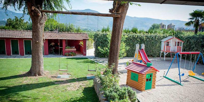 Agriturismo per bambini e famiglie nel lazio - Piscina bambini roma ...