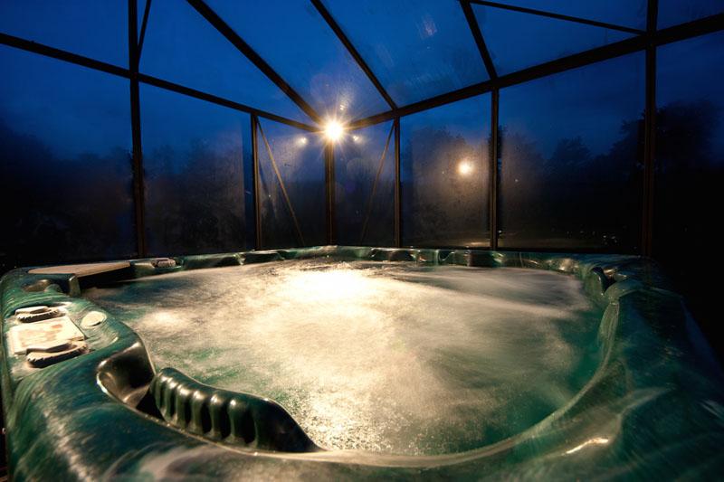Agriturismo casali in pietra il tesoro acquapendente viterbo - Agriturismo piscina interna riscaldata ...