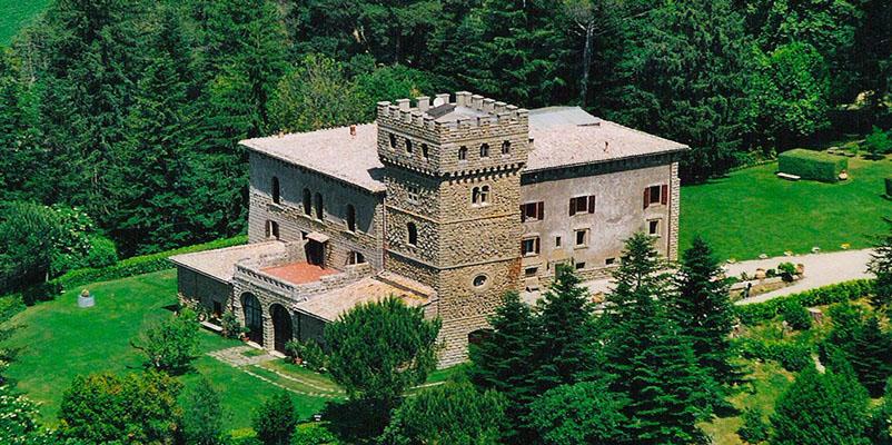 Tenuta Castello di Santa Cristina - Grotte di Castro (Viterbo)