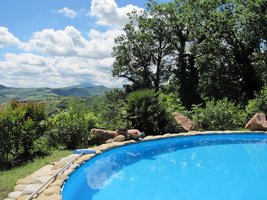 Casa di campagna old house penna san giovanni macerata - San giovanni in persiceto piscina ...