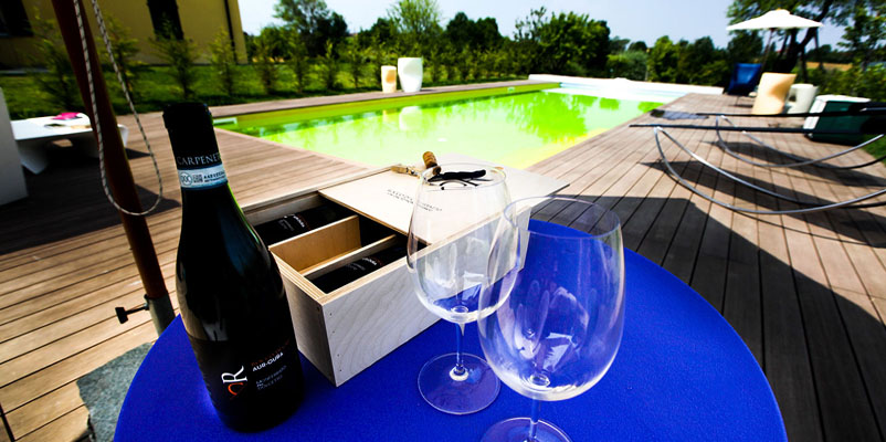 Agriturismo in piemonte con produzione vino e cantina - Agriturismo con piscina langhe ...