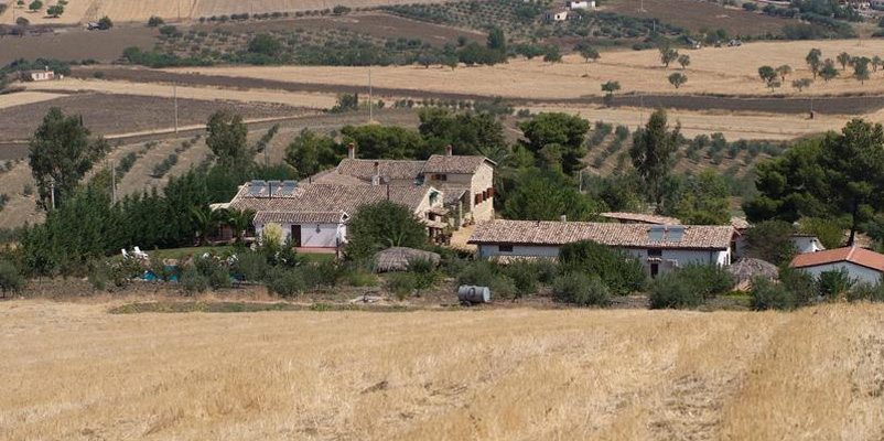 Agriturismi in provincia di agrigento sicilia - Agriturismo in sicilia con piscina ...