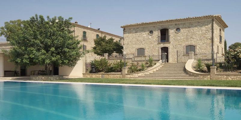 Agriturismo antico monastero piazza armerina enna - Agriturismo in sicilia con piscina ...