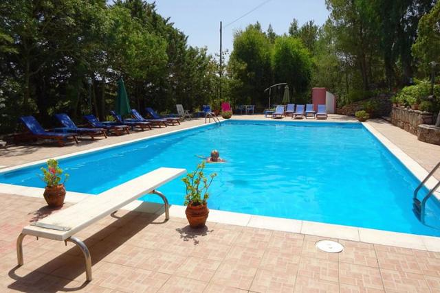Agriturismo di charme al poggetto santa cristina gela palermo - Agriturismo in sicilia con piscina ...
