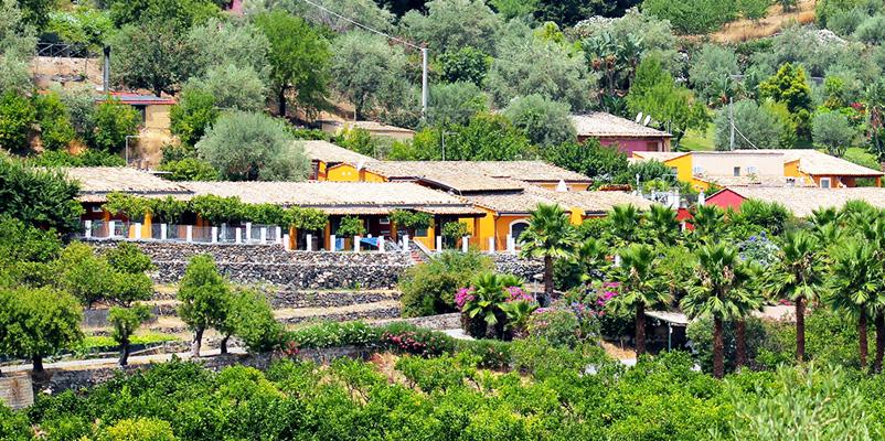 Agriturismo di lusso e di charme in sicilia for Siracusa dove dormire