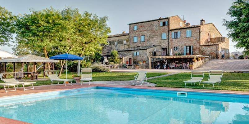Agriturismo antico borgo rurale cortona arezzo - Agriturismo con piscina basilicata ...