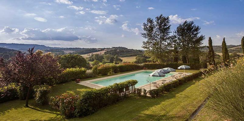 Agriturismo la casa del 700 cetona siena - Agriturismo con piscina basilicata ...