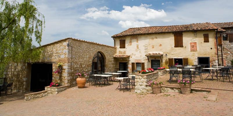 Agriturismo Antico Borgo Poggiarello Monteriggioni Siena