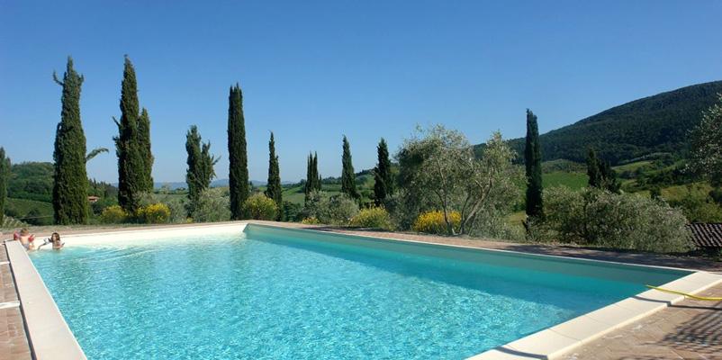 Agriturismo podere le sodole san gimignano siena - Agriturismo san gimignano con piscina ...