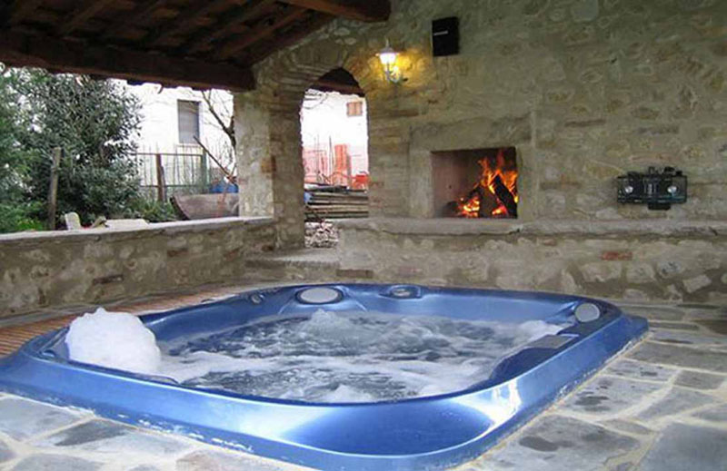 Agriturismo antico convento il biribino citt di - Agriturismo con piscina emilia romagna ...