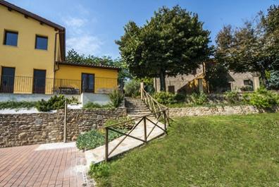 Ufficio Verde Ancona : Country house nel verde il tiglio mergo ancona
