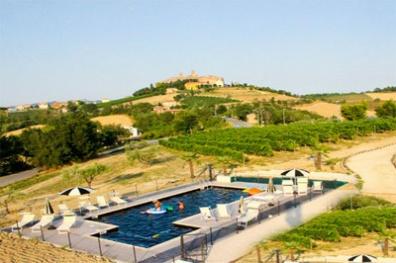 Agriturismo san michele cossignano ascoli piceno - Agriturismo con piscina nelle marche ...