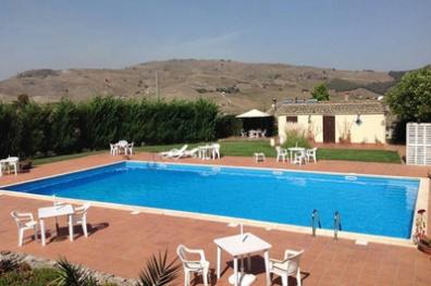 Agriturismo feudo rurale casalicchio cammarata agrigento - Agriturismo in sicilia con piscina ...